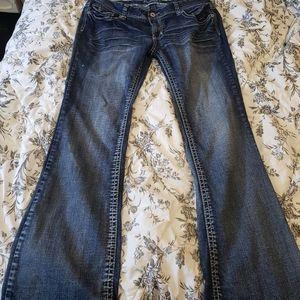 Amethyst jeans size 17